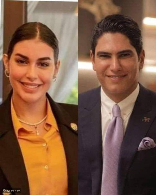 صور ياسمين صبري وزوجها التي أدهشت الجمهور بالتشابه المذهل بينهما
