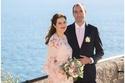 صور رومانسية جديدة للأميرة فوزية مع عريسها الفرنسي