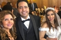 صور جديدة من زفاف غادة رجب وإطلالة منة حسين فهمي الشتوية تخطف الأنظار