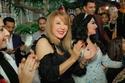نادية الجندي تشارك في حفل عقد قران سمية الخشاب وأحمد سعد