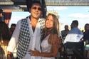 أبرز اللقطات العفوية في حفل زفاف منة حسين فهمي: رقص مصطفى فهمي الأجمل