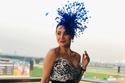 الجميلات يشعلن كأس دبي العالمي بتصاميم قبعاتهن الساحرة...من الأجمل؟