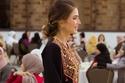 تسريحات الملكة رانيا