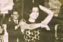عبد الحليم حافظ أثناء رقص سعاد حسني