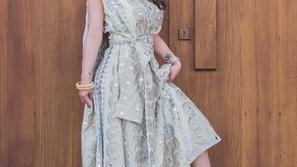 صور هنادي الكندري تتألق بأزياء رمضان وتستعرض رشاقتها الملفتة