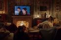 غرفة المعيشة في منزل غالية الشخصية التي تؤديها ياسمين عبد العزيز
