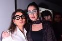 نظارات غادة عبدالرازق وزينة لم تلائم إطلالتيهما