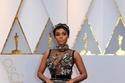 جانيل موناى بفستان من تصميم إيلي صعب