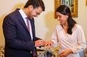 خطوبة الأمير الأردني نايف بن عاصم