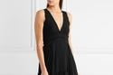 فستان سهرة أسود من ALICE + OLIVIA