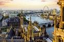مشهد عام لمدينة لندن