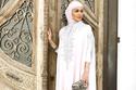 سهرات رمضان 2019: عبايات مطرزة مميزة كمدونات الموضة