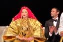 فستان زفاف هناء عبد السلام المصنوع من الذهب الخالص