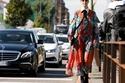 أزياء الشارع في أسبوع ميلانو للموضة