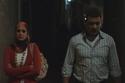 درة بالحجاب في فيلم المعدية