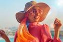 لفات حجاب وقبعات صيفية للمحجبات من مدونة الموضة رؤى