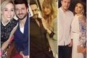 صور مشاهير اختاروا شريكاتهم من المغرب العربي وزوج هذه النجمة غير ديانته لأجل عينيها، فما سرهن؟