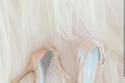 أحذية عروس ربيع وصيف 2019 بعيدة عن اللون الأبيض