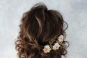 تسريحات شعر قصير لعروس 2020