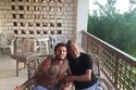 أحمد الفيشاوي يودع والده بنشر آخر صور جمعته به