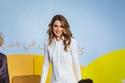 الملكة رانيا العبدالله تستقبل الشتاء بفستان أبيض ملائكي