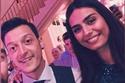 مسعود أوزيل وأمينة غولشه بحفل زفاف اللاعب البوسني سياد كولاسيناك