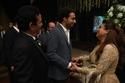 علي ربيع في زفاف ابن نشوى مصطفى