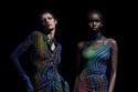 أزياء ملونة من مجموعة Mugler لربيع وصيف 2021