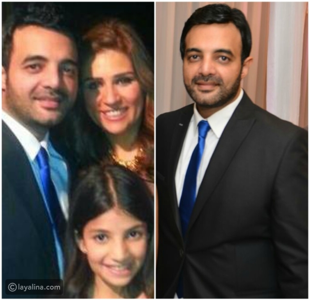 صور عمرو محمود ياسين مع ابنيه محمود وعالية ليالينا