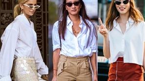 لماذا القمصان البيضاء هي رقم واحد في قائمة التسوق؟