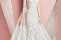 برج الجوازاء: ستختار امرأة الجوزاء فستان عروس خارج عن المألوف وغير متوقع مثل هذا الفستان المميز من زهير مراد
