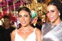 ابنة ماجد المصري مع عروس شقيقها
