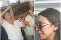 صور الجنازة الفنان محمد كامل بغياب نجوم الفن