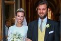 زفاف الأمير كازيمير ساين فيتجينشتاين ساين وعارضة الأزياء ألانا كاميل