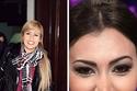 صور شعر سيمون يخطف الأنظار وفستان ميرهان حسين يثير الاستياء في مهرجان الإعلام العربي
