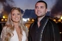 العروسان ابن المصمم العالمي ايلي صعب وعروسه كريستينا مراد