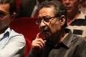 محمد صبحي يفقد تماسكه ويبكي في عزاء لينين الرملي والحزن يسود النجوم