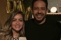 إطلالة أنغام ورومانسية زوجة محمد حماقي تشعلان الأجواء بعيد ميلاده