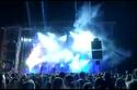 فيديو لحظة وفاة مغنية شهيرة على المسرح بسبب انفجار الألعاب النارية