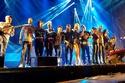 وفاة جوانا ساينز غارسيا عضوة Super Hollywood Orchestra على المسرح