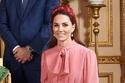تحليل لغة جسد كيت ميدلتون في حفل عمادة ابن الأمير هاري