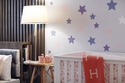 دانة الطويرش تستعرض فخامة غرفة ابنتها بعد الولادة
