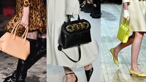 دليلك لأفضل اتجاهات الحقائب والأكثر شهرة في عروض الأزياء