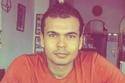 حسام مصطفي الذي قدم شخصية عمرو دياب في شبابه
