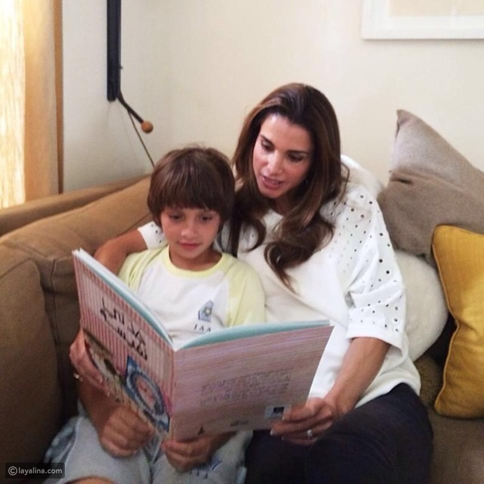 لا تصنعي معاقاً في بيتك: نصائح تربوية هامة من الملكة رانيا