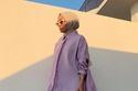 تنسيق ملابس المحجبات الواسعة مع البنطلون الواسع