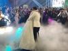 فيديو تصرف هنا الزاهد المفاجئ مع شقيقتها في حفل زفافها يحدث ضجة