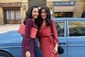 أمينة مغربي تتصدر مواقع التواصل الاجتماعي بجمالها وأدائها التمثيلي