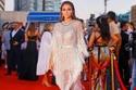 مدونة الموضة تمارا جمال بفستان من La Bourjoisie