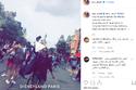 هكذا علقت فاطمة الصفي على فيديو رقصها أمام المارة في باريس